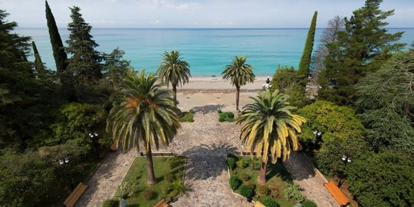 Амра Гагра Парк Отель Абхазия официальный сайт